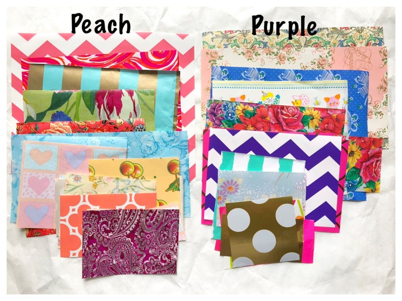 Colorful Wrapping Paper Pack YOU CHOOSE Vintage Hallmark Gift image 0