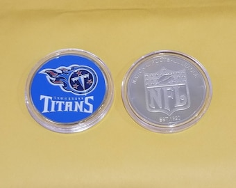 Tennessee Titans Challenge Coin