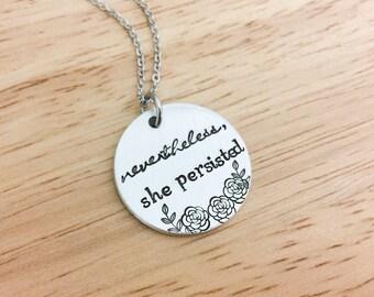 Activist Jewelry Etsy