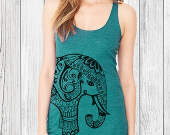 0af5a9aa9 Elephant Tank Top for Women