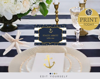 Buffet food labels etsy nautical food labels nautical place cards instant download buffet food labels name tent cards editable labels food tent cards 0315 solutioingenieria Image collections