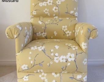 Chairs For Mum Buy Cheap Prestigious Animals Alphabet Fabric Adult Chair Armchair Nursery Bedroom Tigers Home, Furniture & Diy