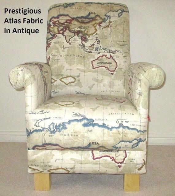 Strange John Lewis Globe Trotter Fabric Adult Chair Armchair Nursery Dailytribune Chair Design For Home Dailytribuneorg