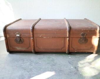Koffer als couchtisch couchtisch rund metall holz shop for Tisch koffer design