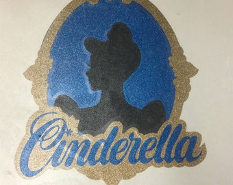 Custom Disney vinyl sticker