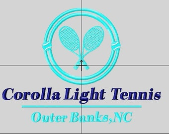 10 Custom Design Tennis Towels / Additional Lettering - CUSTOM ORDER