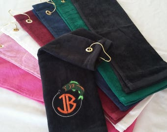 Sports Towels - Monogram