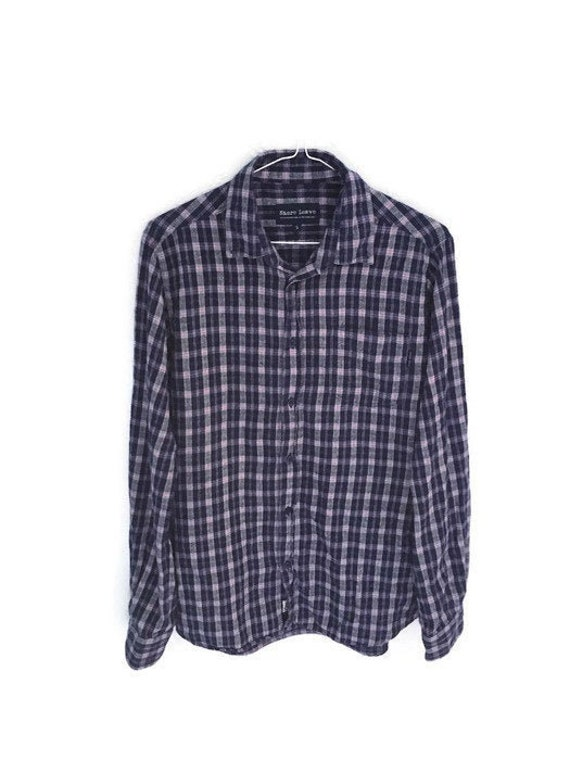 Not A Doctor But Ill Take A Look/ Unisex Plaid Flannel Shirt