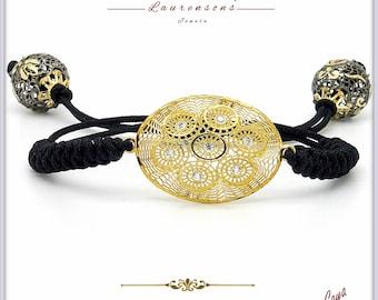 9k Gold Bracelet | Gaya