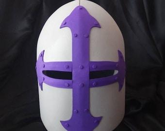medieval helmet template eva foam etsy