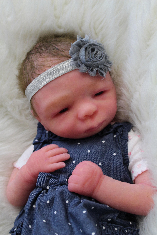 Full Body Silicone Baby Girl Etsy