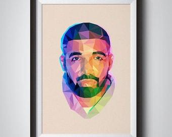 605b2e24434 Drake - More Life Illustration