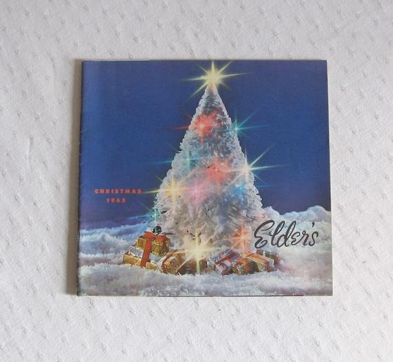 1962 Elder's Dayton Ohio Christmas Catalog Vintage | Etsy