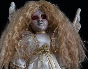 Creepy Doll Halloween Doll Horror Doll Gothic Doll