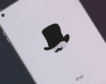 Mr Watson iPad Decal Sherlock Holmes iPad Decal iPad Sticker iPad Air Decal iPad Mini Sticker Sherlock Holmes Macbook Decal Sticker Mr Holme