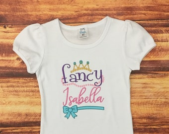 dda30f38 Fancy Nancy PERSONALIZED Boutique Birthday Shirt, Girl Fancy Nancy Party, Fancy  Nancy Birthday, Fancy Nancy Necklace