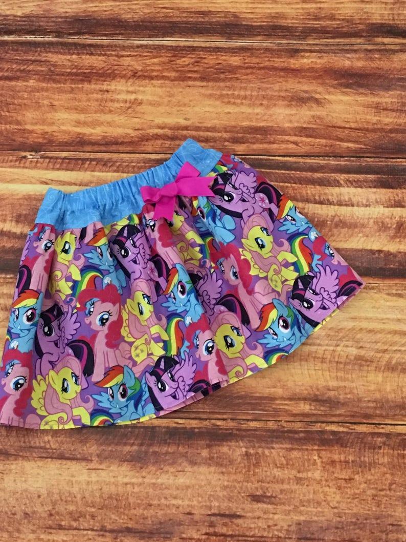 my little pony rainbow rocks exclusive shorts