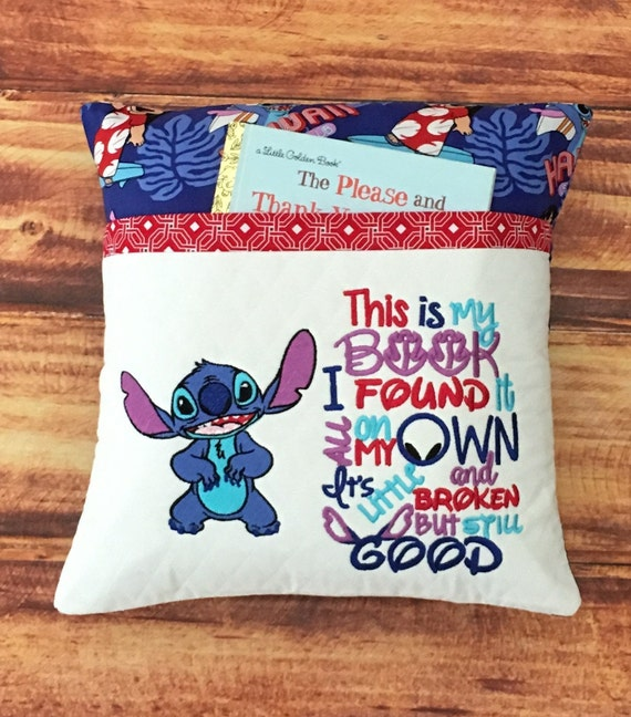 Lilo and stitch pillow | Etsy