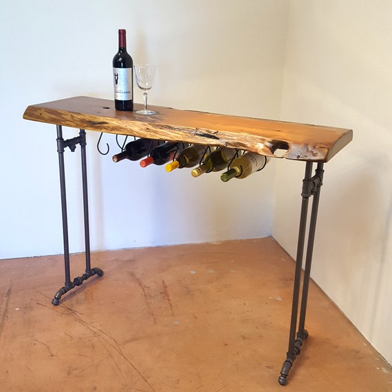 bar console table breakfast 50 wine bar console table buffet reclaimed etsy