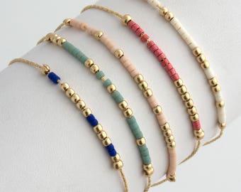 Morse Code Bracelet, Personalized Morse Code Bracelet, Hidden Message Bracelet for Friend, Sister, Wife, Gift for Her, LEILAJewelryShop