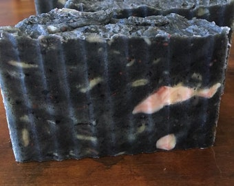 Black Licorice Recycled Soap
