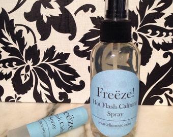 Freeze! Hot Flash Calming Spray