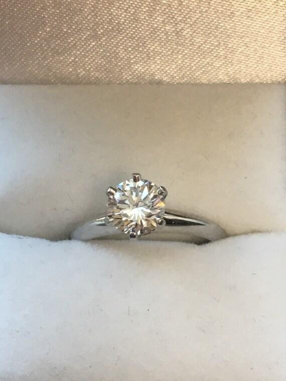 GIA DIAMOND RING - image 1