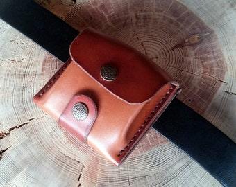ALE 25% OFF Leather Belt Wallet