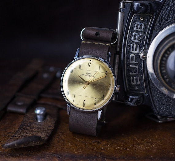Vintage watch, watches for men, luch watch, watch