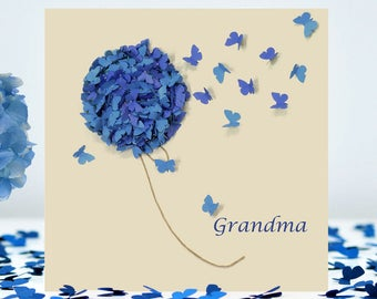 Homemade Birthday Cards For Grandma Creative Types Of Interior