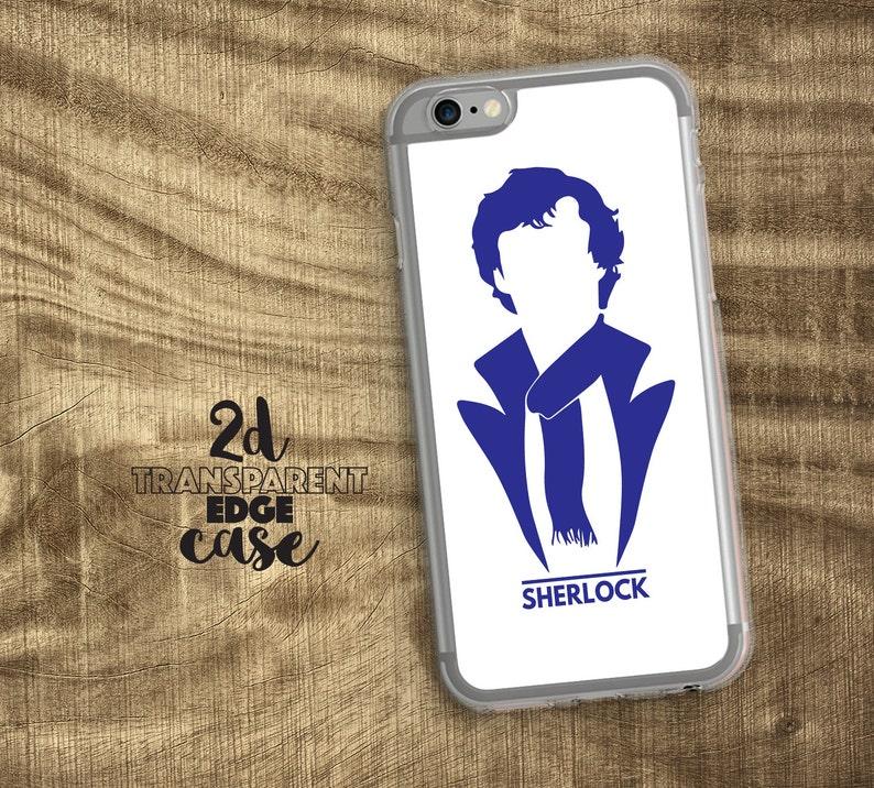 huge discount 4fee0 6dd9f Sherlock Holmes Case fits iPhone 7 Plus TV show fans iphone 6s Plus teen  gift iphone 7 case iphone Se case Clear iphone 6 plus case