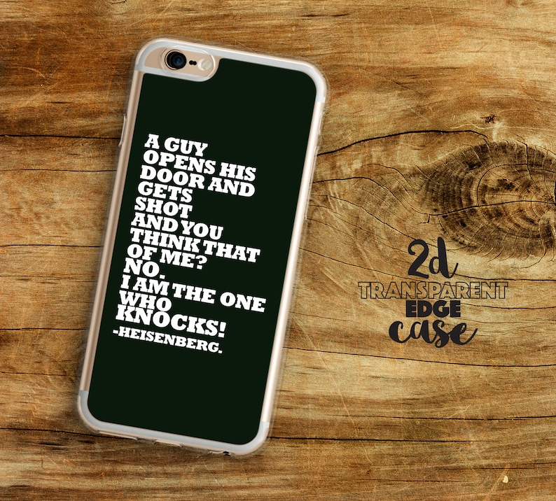 clear quote iphone 7 case