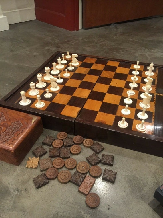 Chessboard Wrap Bracelet