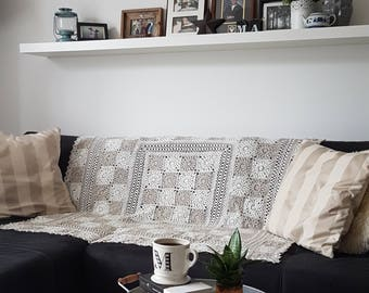 The Heirloom Blanket - Crochet Pattern
