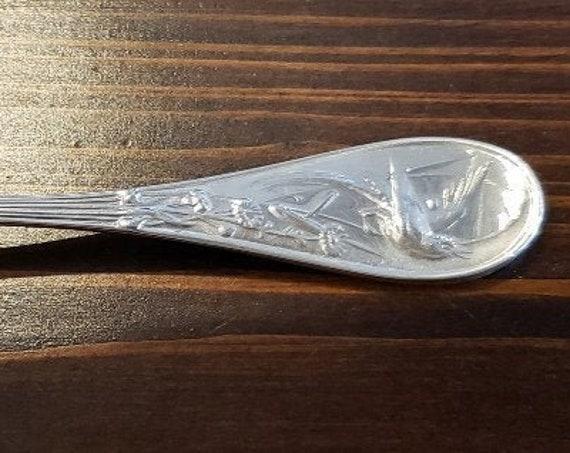 Audubon by Tiffany Oval Soup Spoon