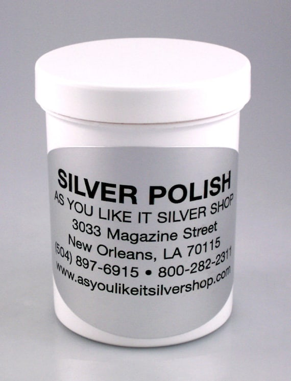 The World's Best Silver Polish