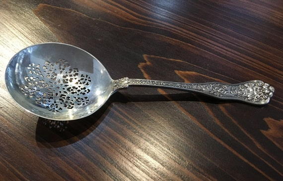 Olympian Pea Spoon by Tiffany & Co.
