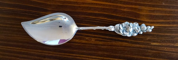 Harlequin by Reed & Barton Sterling Silver Jelly Server