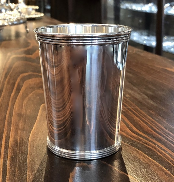 International Sterling Mint Julep Cup
