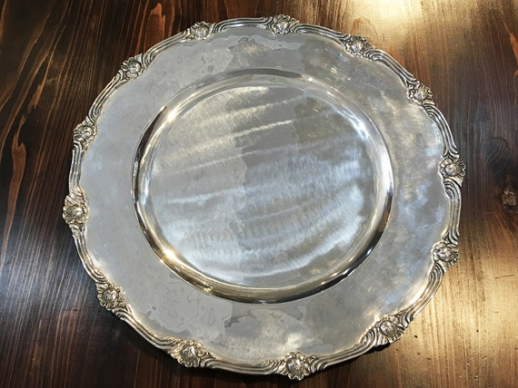 Sterling Silver Mexican Tray