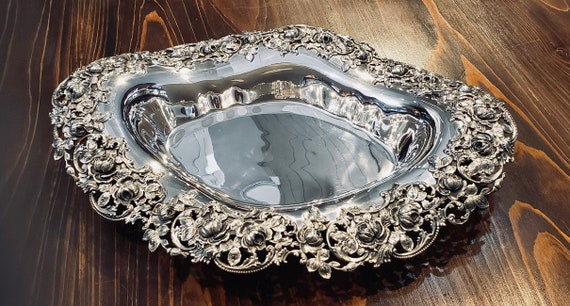 Reed & Barton Sterling Silver Centerpiece
