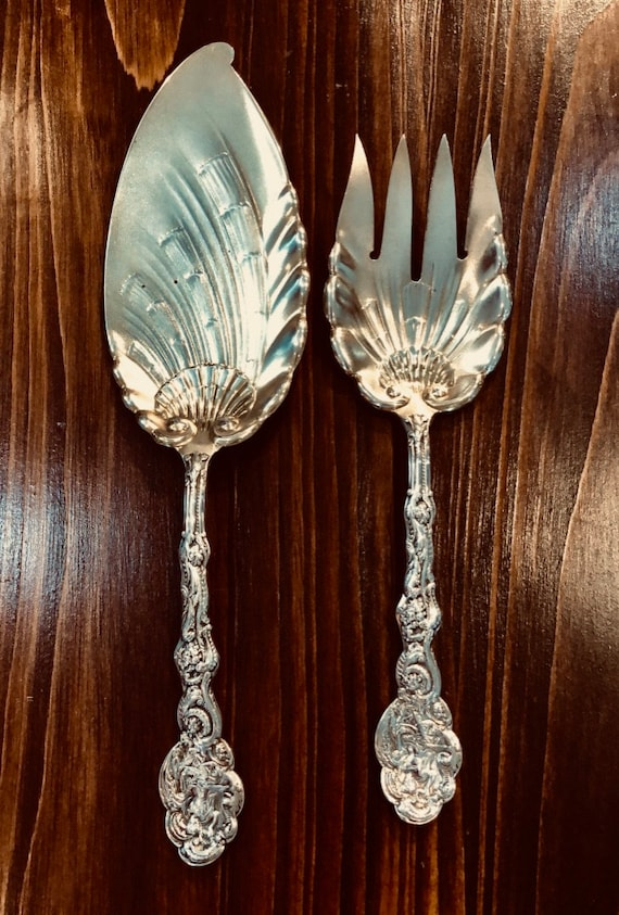 Versailles by Gorham Sterling Fish Serving Set