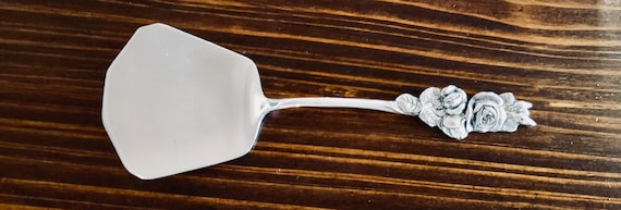Harlequin by Reed & Barton Sterling Silver Petit Fors Server