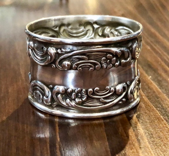 Buttercup by Gorham Sterling Silver Napkin Ring