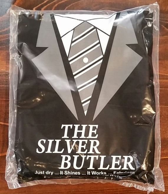 The Silver Butler Drying Towel
