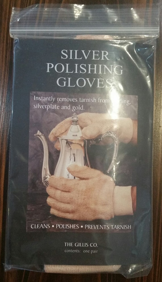 Silver Polishing Gloves