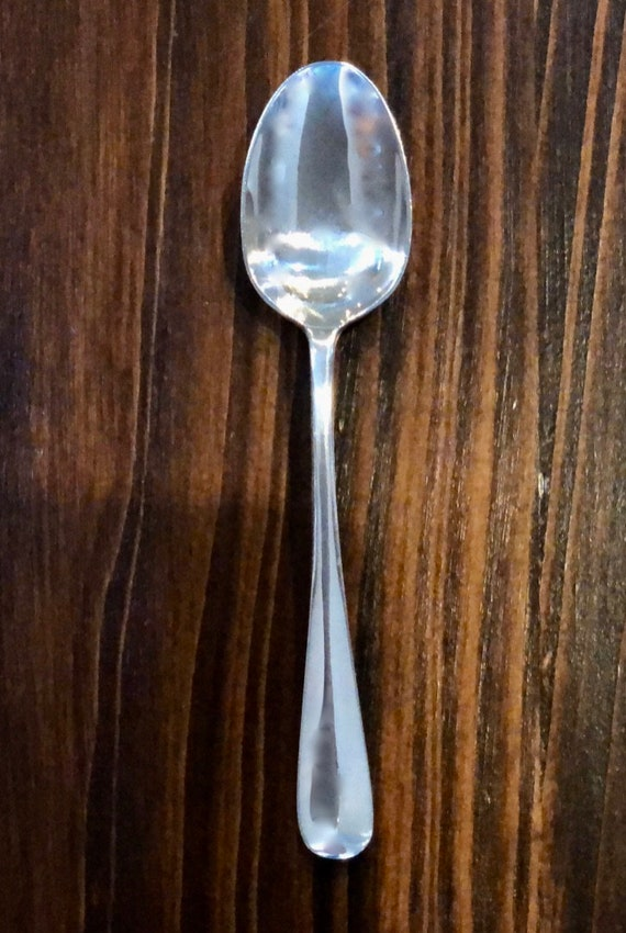 Tiffany & Co Rat Tail Pattern Sterling Silver Teaspoon