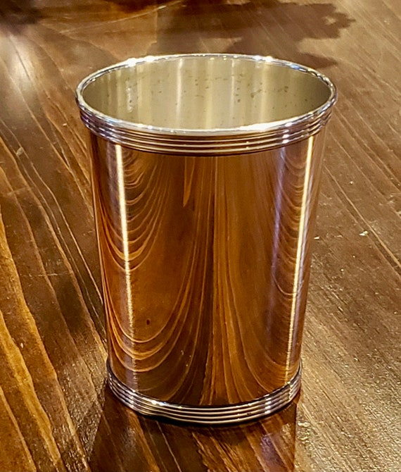 Alvin Sterling Mint Julep Cup
