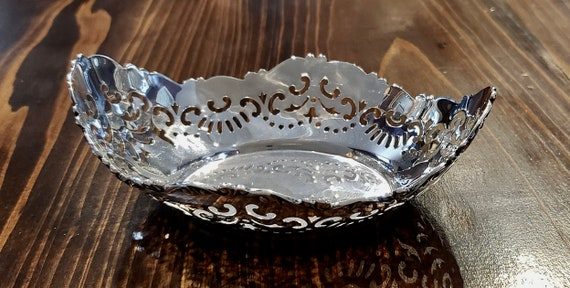 Gorham Sterling Candy Dish