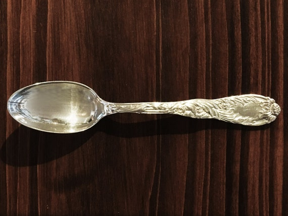 Chrysanthemum by Tiffany & Co. Sterling Silver Teaspoon